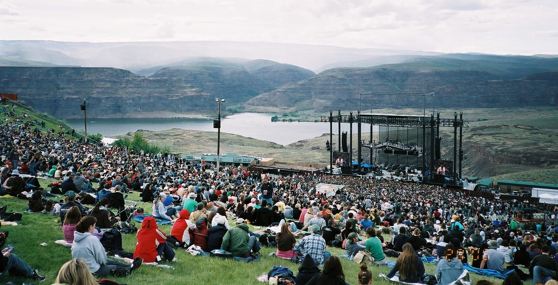 View Venue Detail The Gorge Ampitheater George Wa