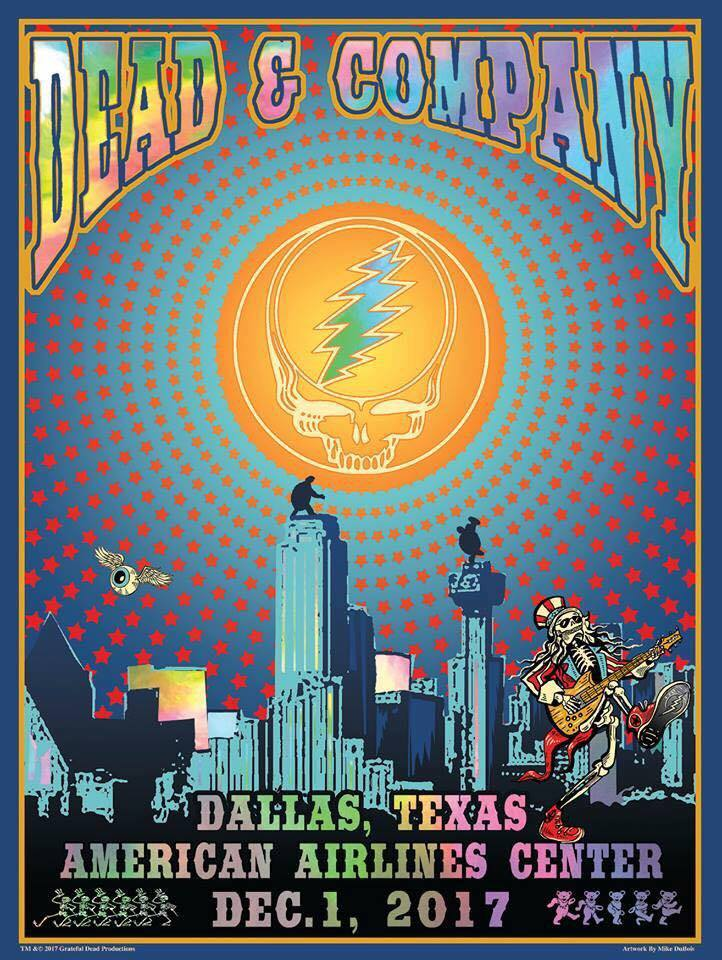 View Setlist - 12/01/17 - American Airlines Center - Dallas, TX
